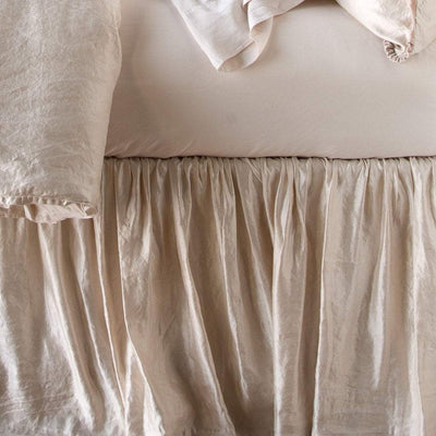 Bella Notte Linens Paloma Bed Skirt | Free Shipping