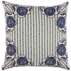 John Robshaw Luha Euro Dec Pillow - Blue Springs Home