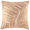 John Robshaw Copper Dec Pillow  John Robshaw Blue Springs Home- bluespringshome
