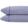 John Robshaw Kesar Indigo Sheet Set  John Robshaw Blue Springs Home- bluespringshome