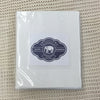 John Robshaw Solid White Fitted Sheet - Blue Springs Home