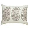 Les Indiennes Yvette Gray Pillowcovers  Les Indiennes bluespringshome- bluespringshome