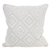 Walter G SWAZI CHALK LINEN CUSHION 22""