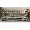 Moroccan Woven Cotton Bolster - Blue Springs Home