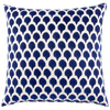 Nadole Indigo Euro - Blue Springs Home