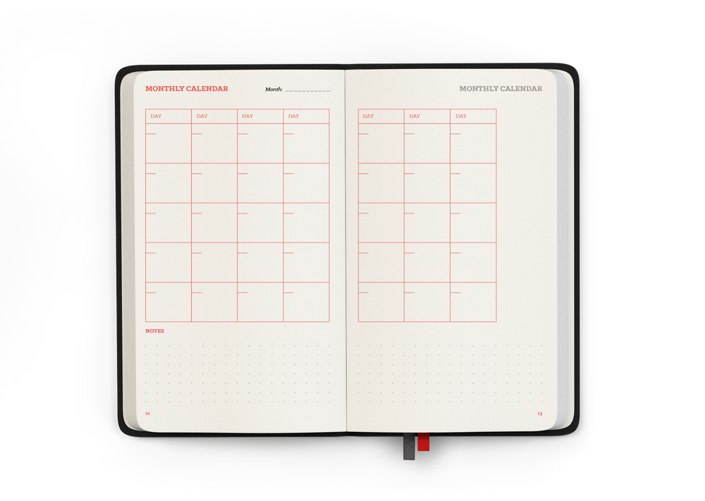 x3 FULL YEAR - Book of Lift Productivity Planner and Bonuses Package