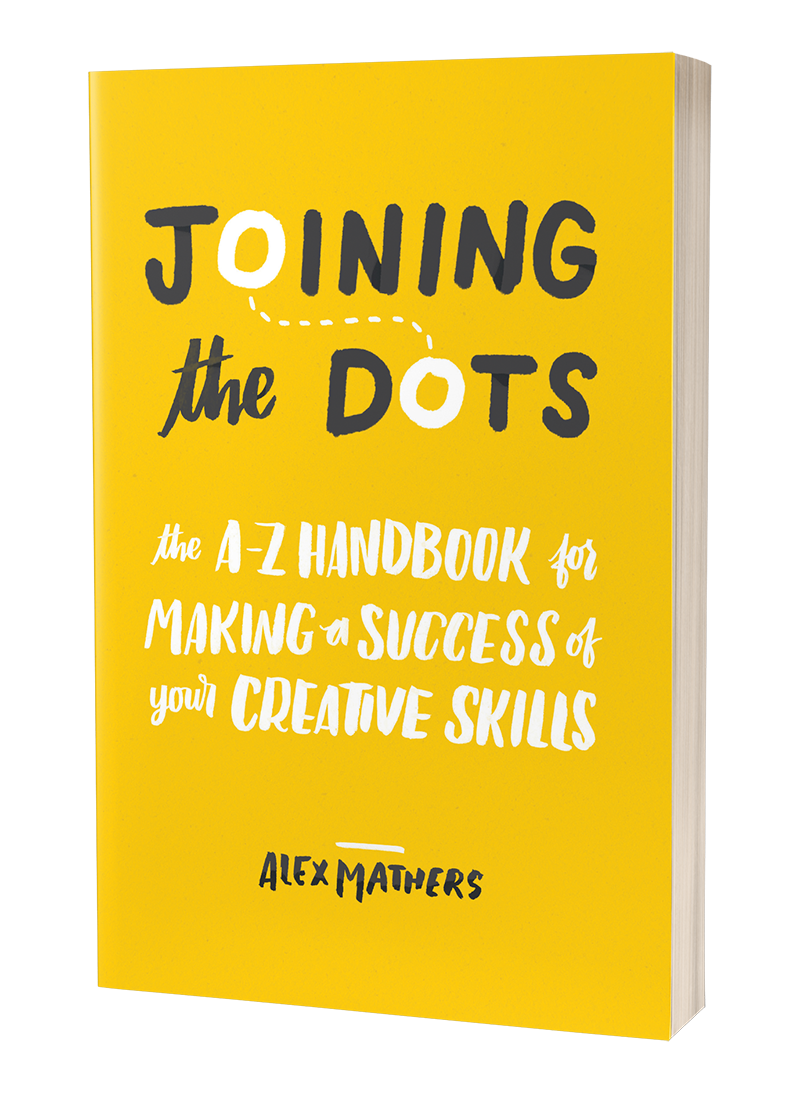joining the dots creativity book