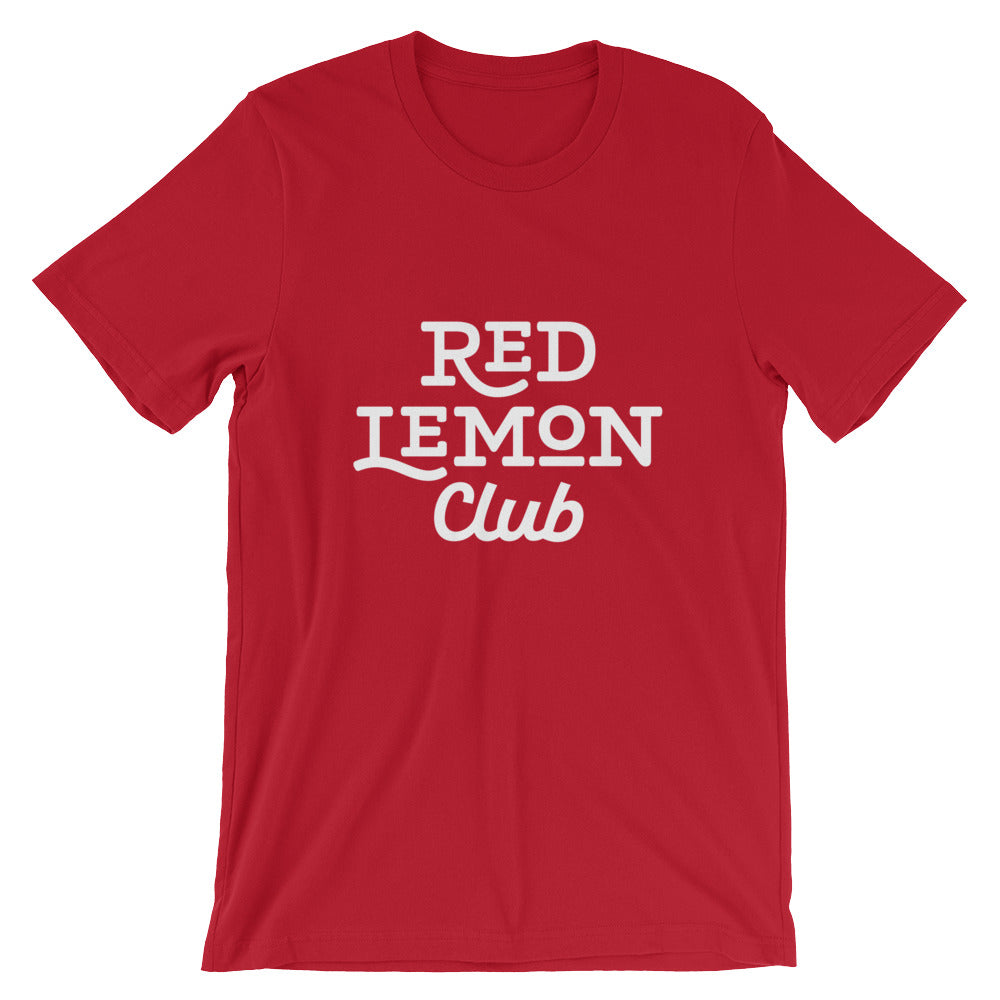 Short-Sleeve Unisex T-Shirt with RLC logo