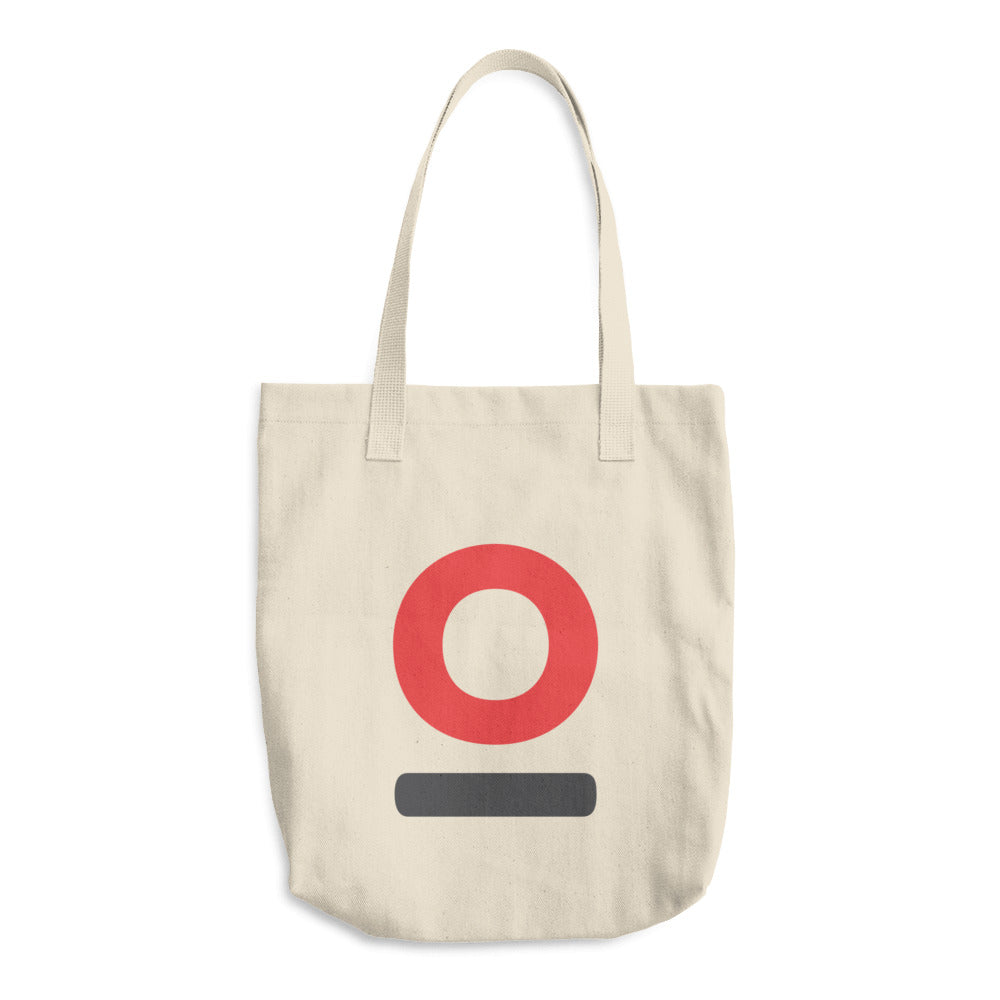 Cotton Tote Bag with RLC symbol