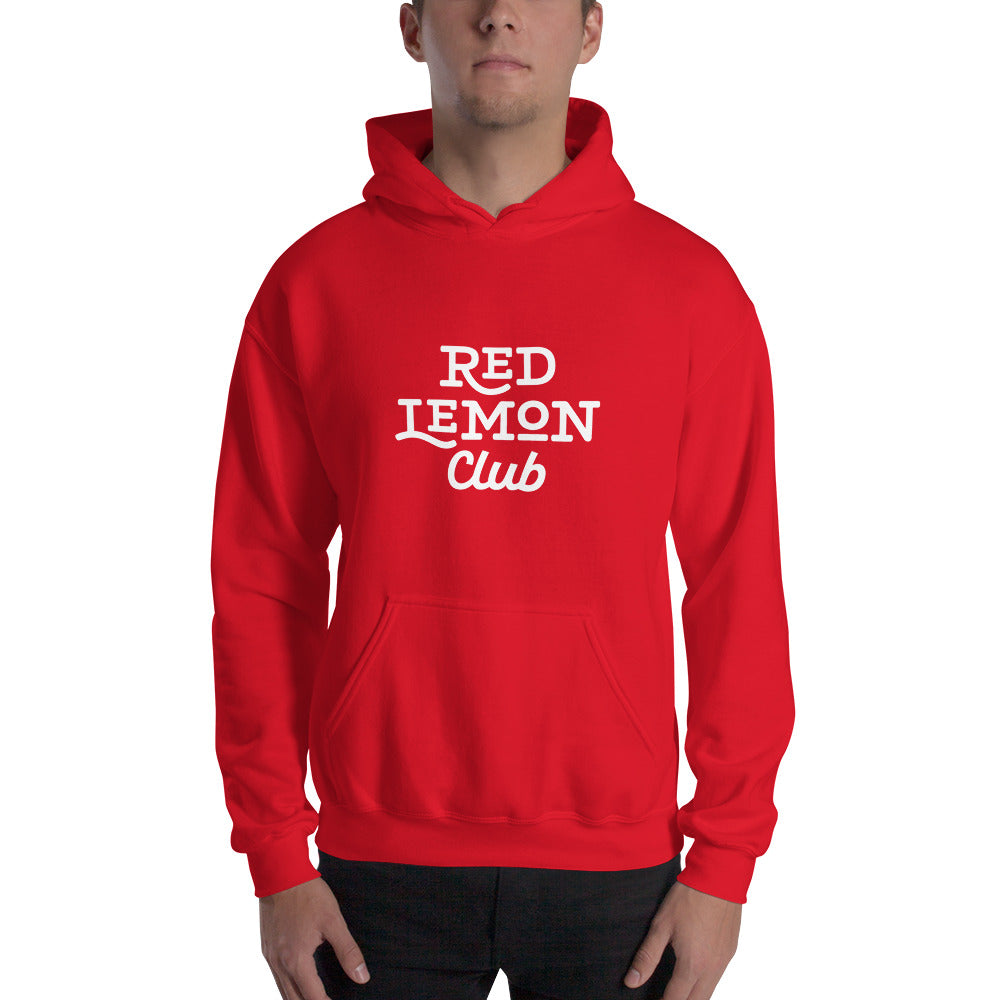 Hooded Sweatshirt with RLC logo
