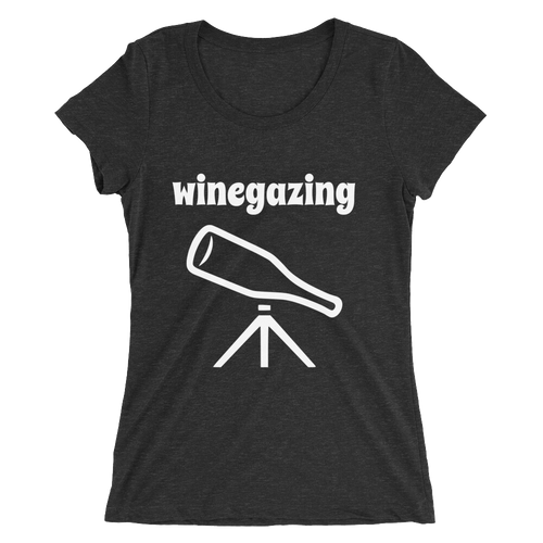 Winegazing - Scoop Neck