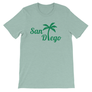 San Diego - Palm Tree
