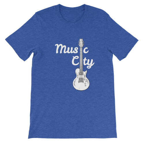 Music City - Guitar