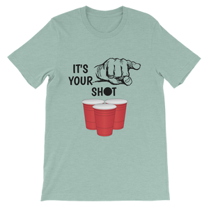 Beer Pong - It's Your Shot