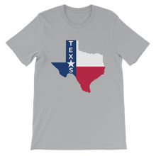 Texas & Flag in Texas