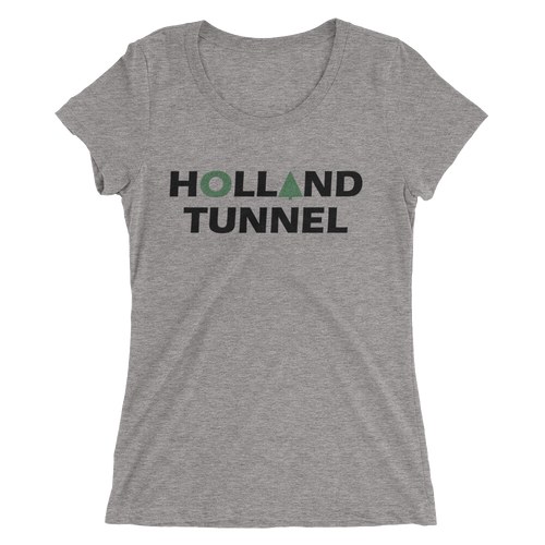Holland Tunnel - Ladies' Scoop Neck