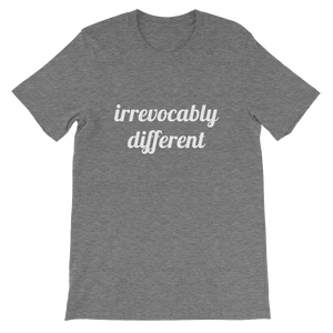 Irrevocably Different