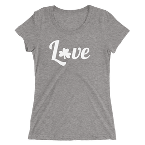 Love - Ladies' Scoop Neck