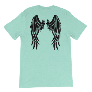 Angel Wings (on back)