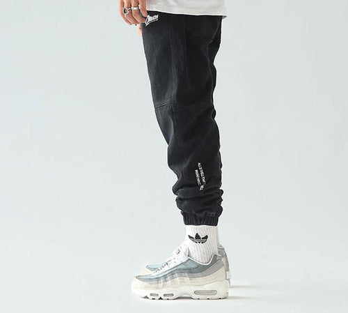 Broadcloth Joggers by Chinism
