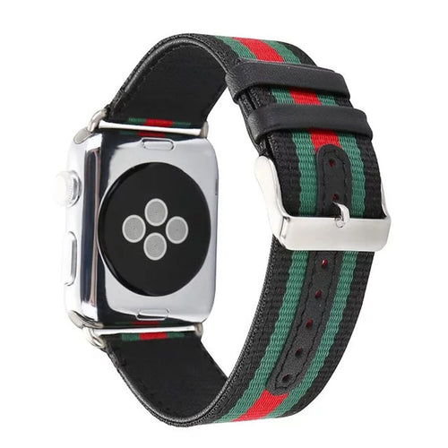 Nylon Leather Belt Band for Apple Watch