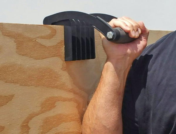 Gorilla Gripper Panel Carrier - Plywood, Sheetrock, Wet Panel Hand Carrier Handle