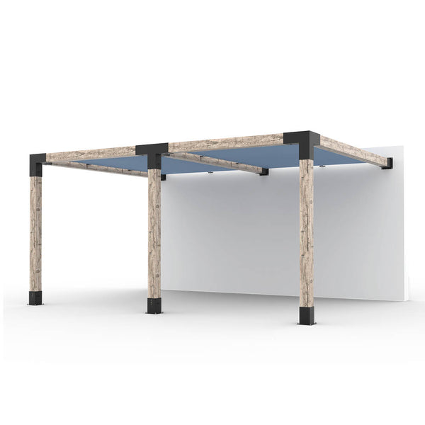 Toja Grid Double Pergola _12x16_denim