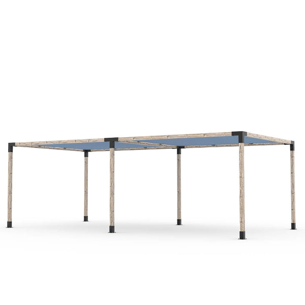 Toja Grid Double Pergola _12x24_denim