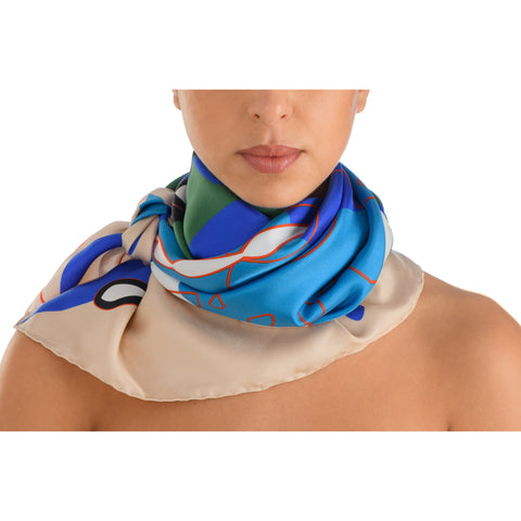 Ancient Greece Scarf