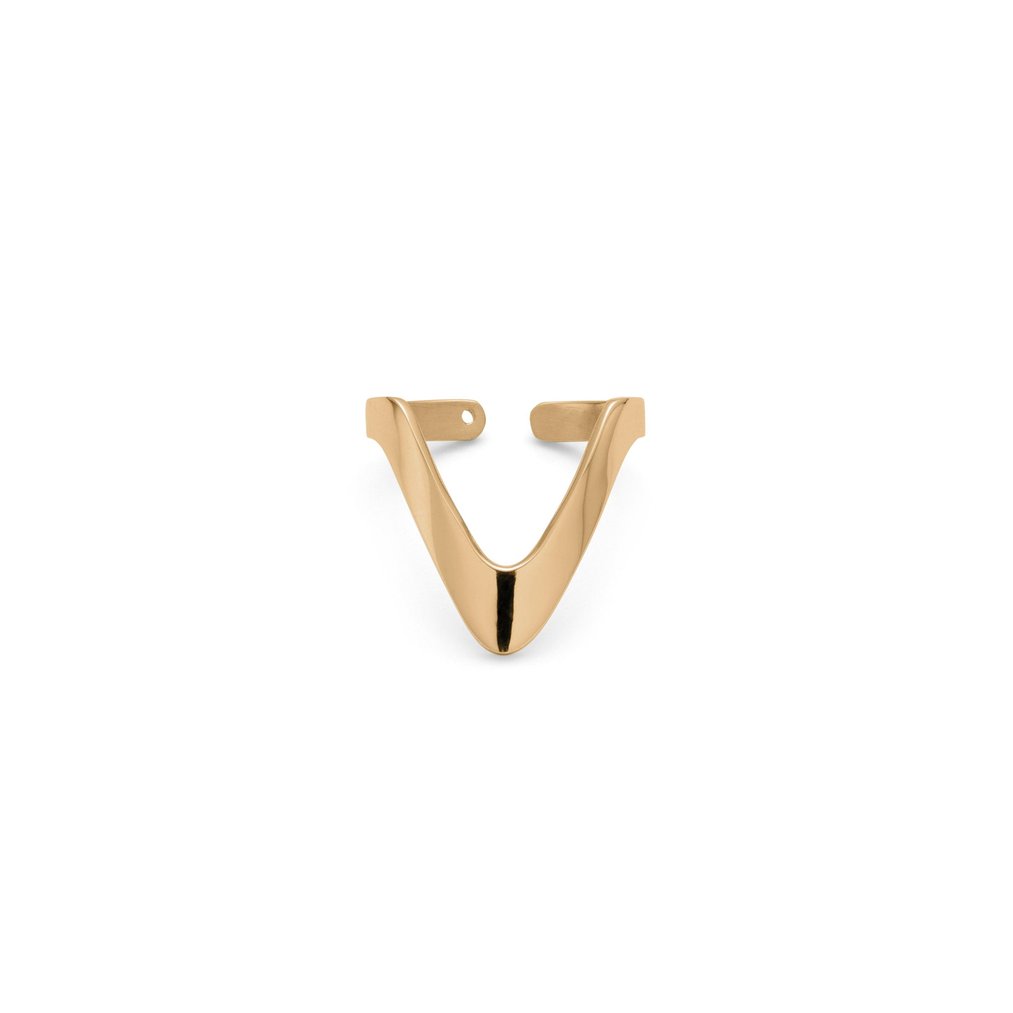 Midi Ring - Large Triangle Stackable Midi Ring