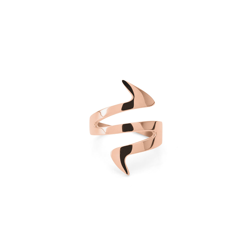 Ziggy Midi Ring