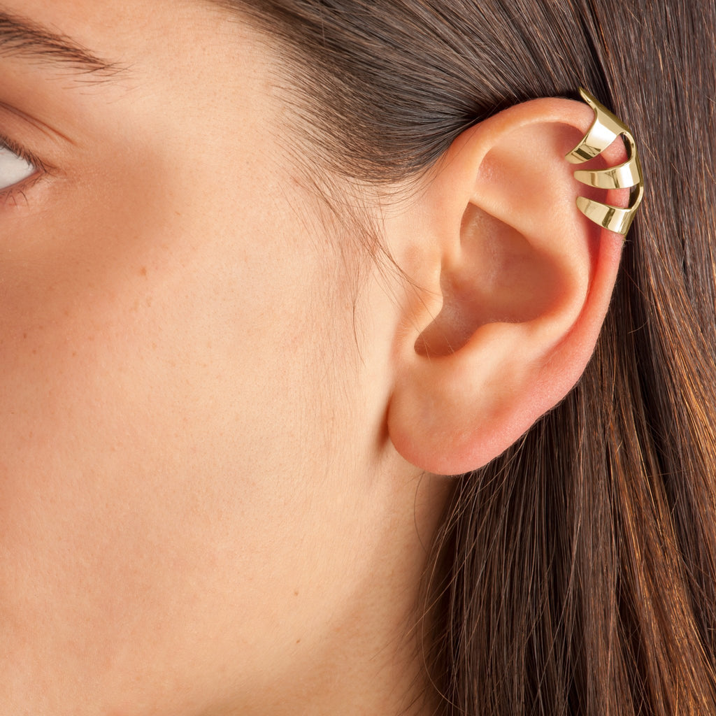 Ear Cuff - Bone Mini Earcuff