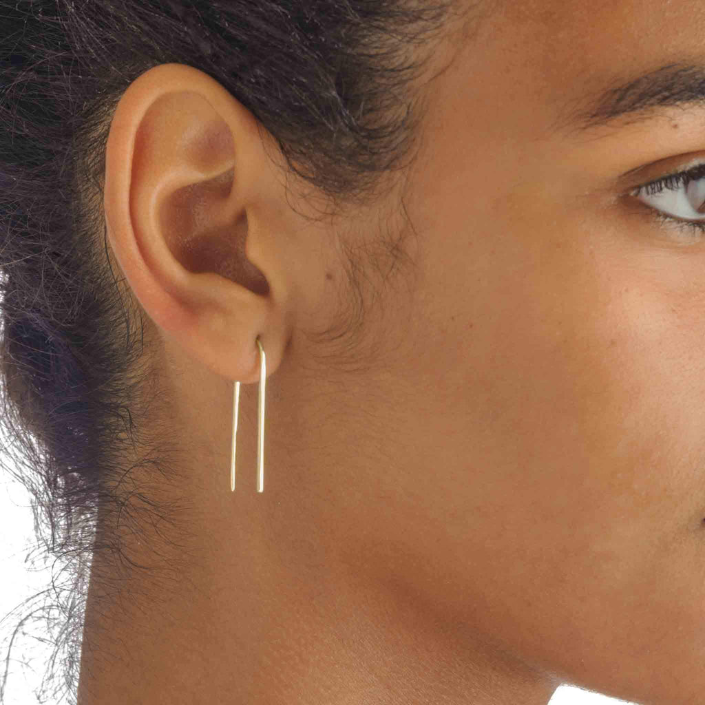 Earring - Single Long Line Earrings