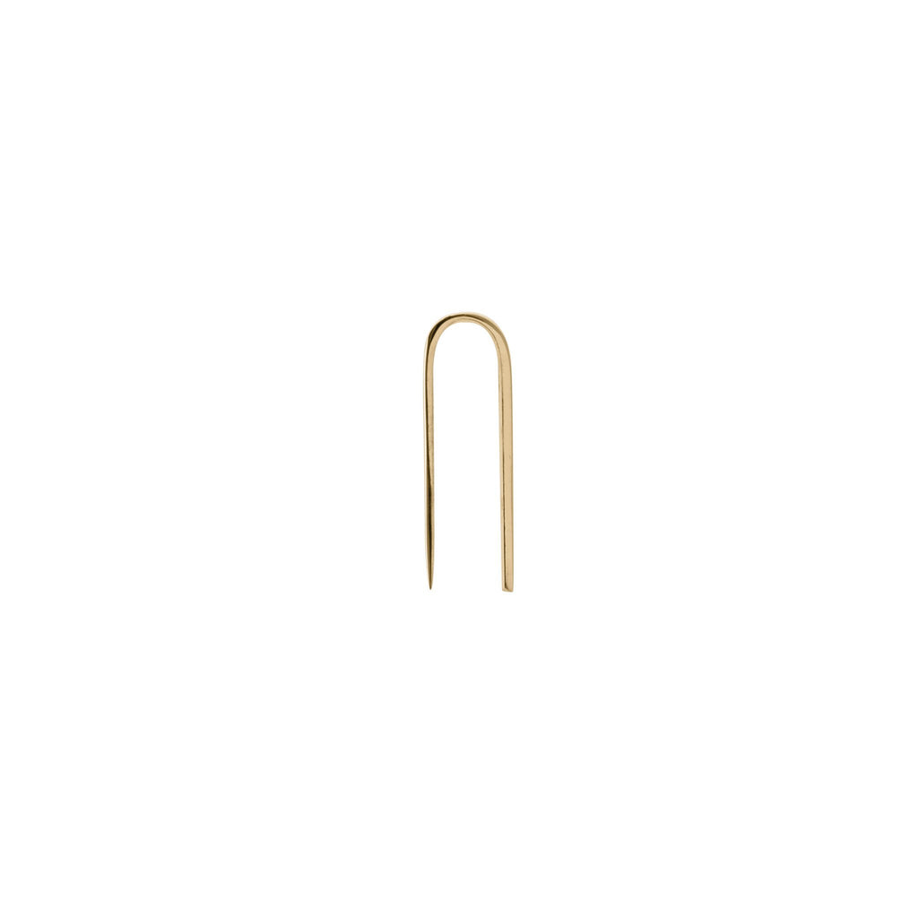 Earring - Single Short Line Earrings