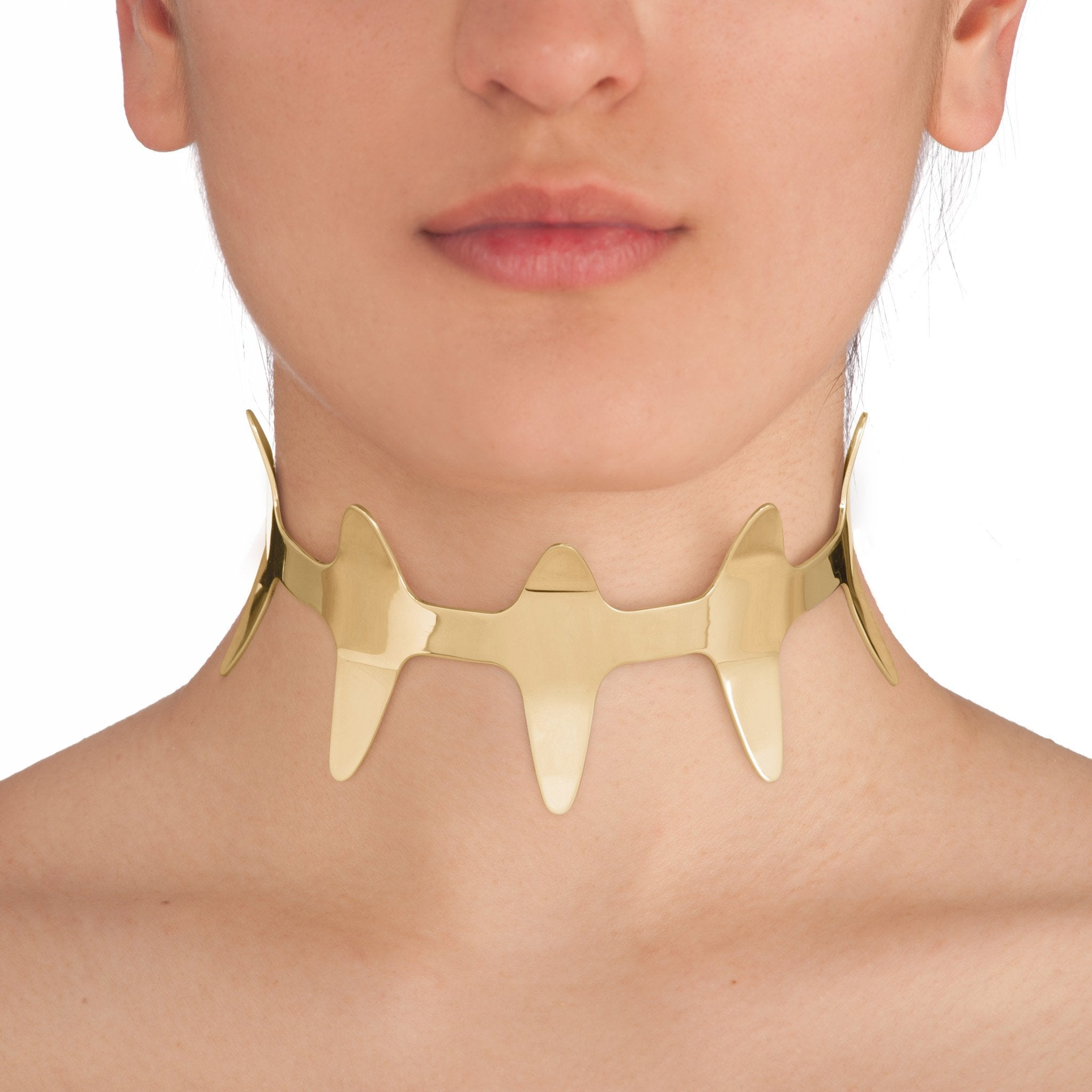 Necklace - Bone Choker