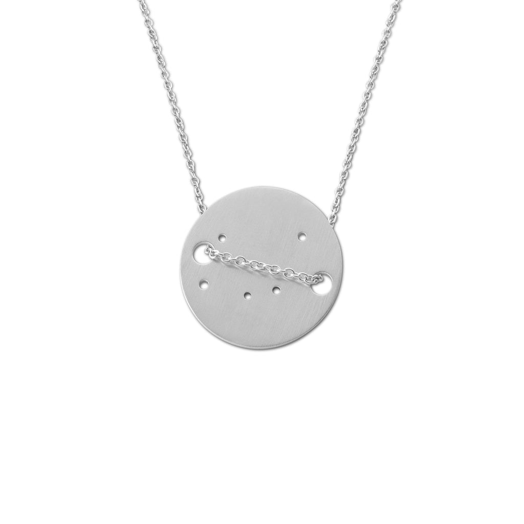 Necklace - Gemini Zodiac Necklace