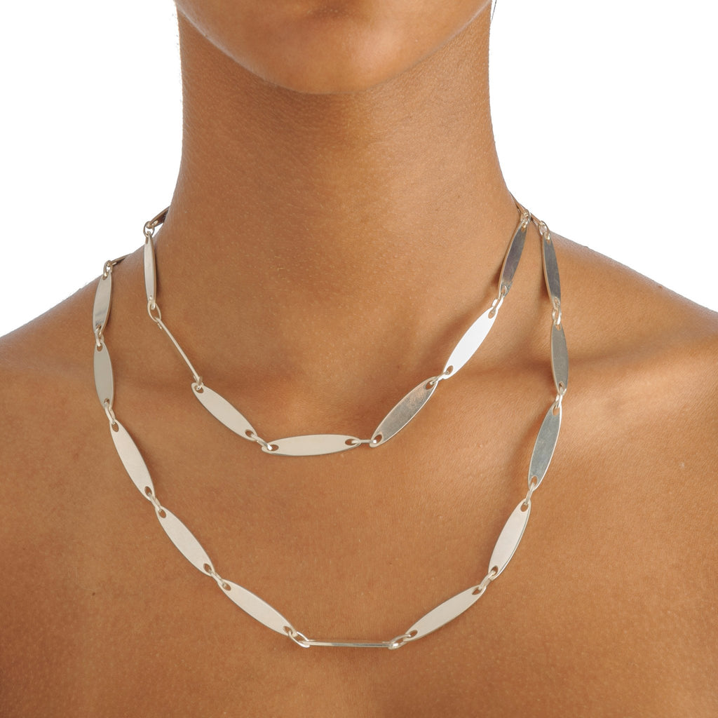 Necklace - Oval Chain