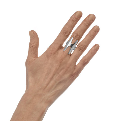 Double Bone Ring