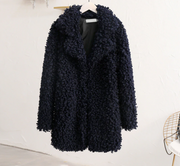 DANDIE Faux Fur Coat