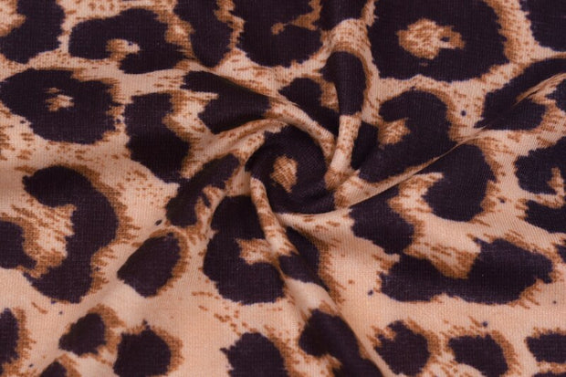 DNA Leopard Mini Dress