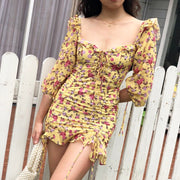 Karina Floral Mini Dress