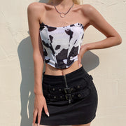 Cowgirl Crop Top