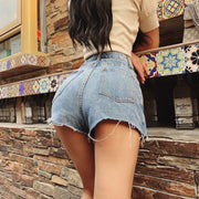 Morrison Denim Mini Skort