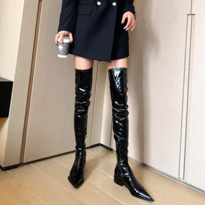 Eloisa Over The Knee Boots