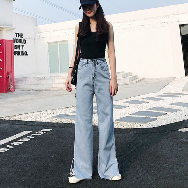 Faith Wide Leg Jeans