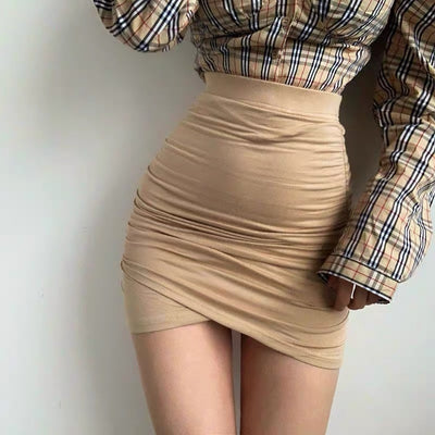 Arial High Waist Bandage Skirt