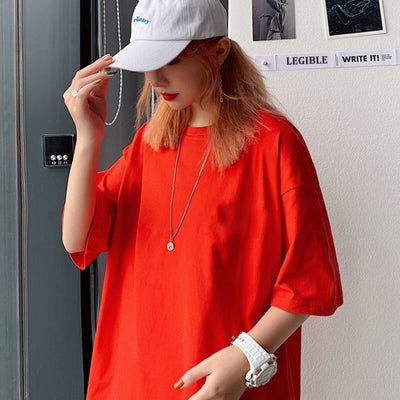 Short Sleeve Oversized T-Shirt