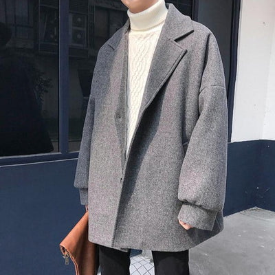 Casual Oversized Blazer