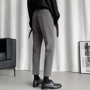 Straight Cut Tailored Pants