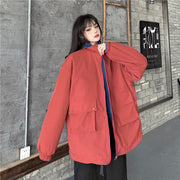 Vintage Fleece Lambswool Cotton Jacket